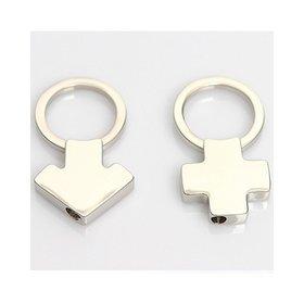 3)초미니커플키링셋super small couple key ring