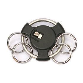 91)휠멀티키링wheel multi ring key ring