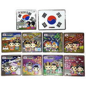 94)캐릭터카드자석10개character card magnet 10pcs