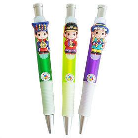 2)칼라믹스볼펜(3개)ball pen(3pcs)