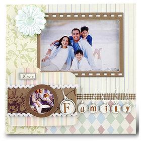 2)패밀리액자family