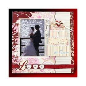 4.웨딩액자 wedding vintage