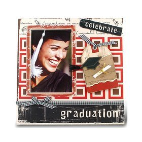 4.졸업액자 graduation vintage