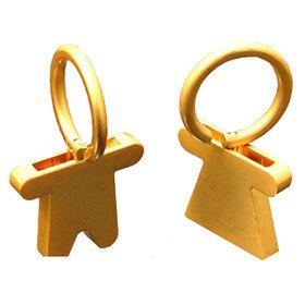 9)남녀커플키링man+woman couple(gold)