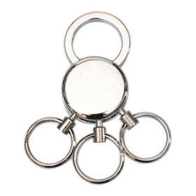 4)샤이니원형멀티round multi ring(glossy silver)