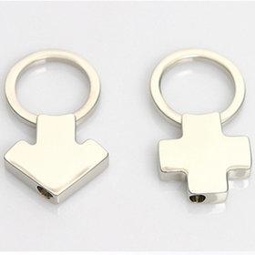5)초미니커플키링셋super small couple key ring